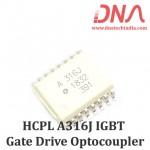 HCPL A316J Gate Drive Optocoupler (SO16)