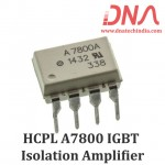HCPL A7800 Isolation Amplifier