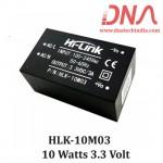 HLK-10M03  AC to DC 3.3 Volt 10 W Power Module