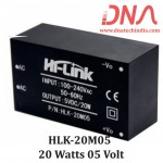 HLK-20M05 AC to DC 20 Watts 5 Volts Module
