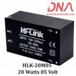 HLK-20M05 AC to DC 20 Watts 5 Volts Module
