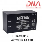 HLK-20M12 AC to DC 20 Watts 12 Volts Module