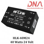 HLK-40M24 AC to DC 40 Watts 24 Volts Module