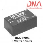 HLK-PM01 AC to DC 3 Watt 5 Volts Module