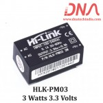 HLK-PM03 AC to DC 3 Watts 3.3 Volts Module