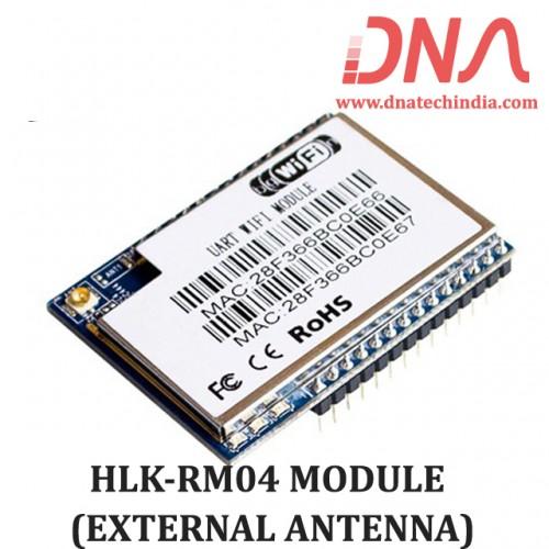 HLK-RM04 MODULE (EXTERNAL ANTENNA)