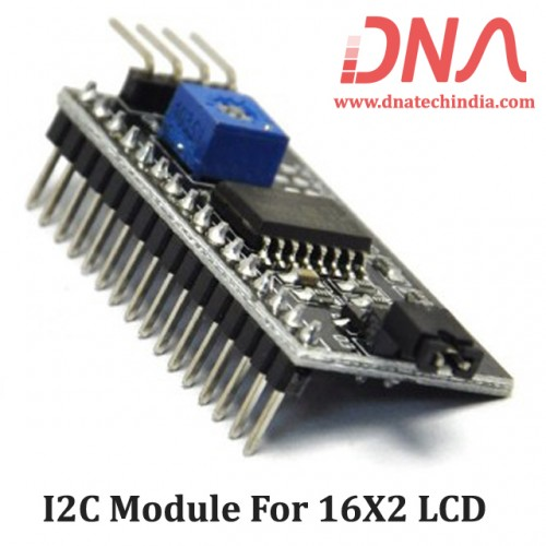 I2C Module for 16X2 LCD