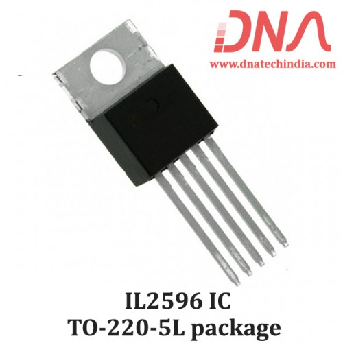 IL2596 Adjustable Switching Voltage Regulator (TO-220-5L package)