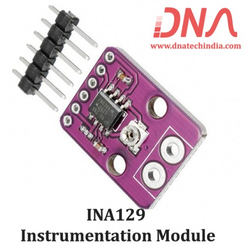 INA129 Instrumentation Module