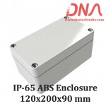 ABS 120x200x90 mm IP65 Enclosure
