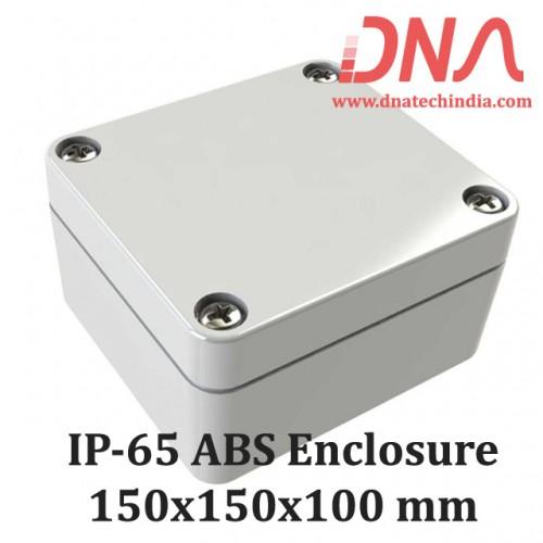 ABS 150x150x100 mm IP65 Enclosure