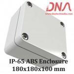 ABS 180x180x100 mm IP65 Enclosure