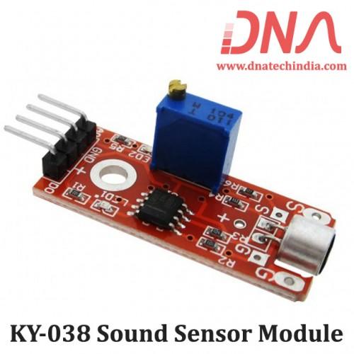KY-038 Sound Sensor Module