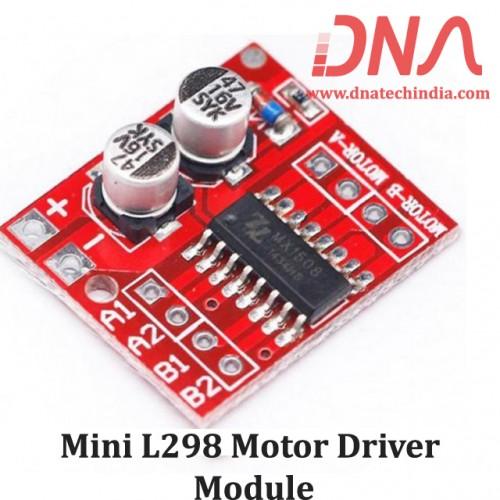 Mini L298 Motor Driver Module
