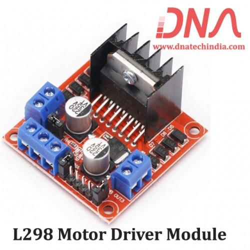 L298 Motor Driver Module