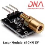 Laser Module 650nm 5V
