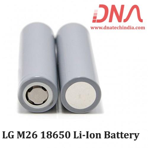 LG M26 18650 Li-Ion Battery