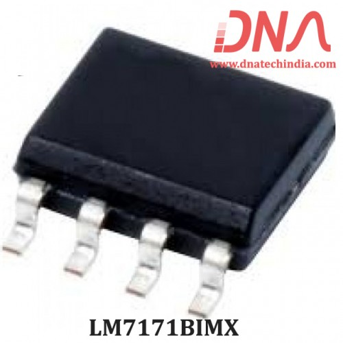 LM7171BIMX High Speed Opamp