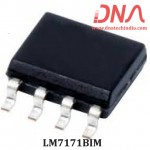 LM7171BIM Voltage Feedback Amplifier