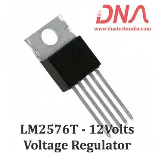 LM2576 12 Volts Step Down Voltage Regulator