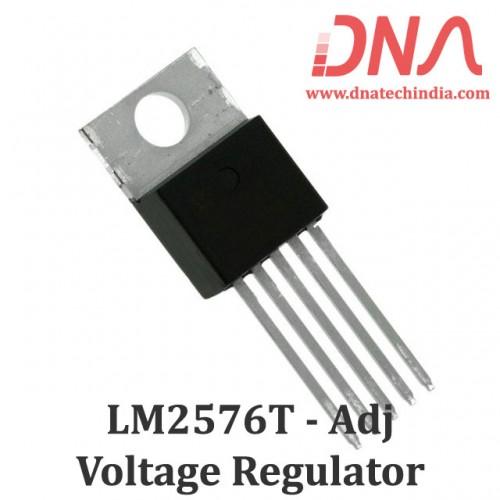 LM2576 Adjustable Step Down Voltage Regulator