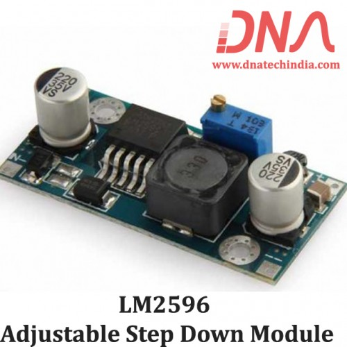 LM2596 Adjustable Step Down Module