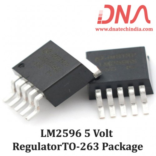 LM2596 5 Volts SMD Voltage Converter (TO-263 )