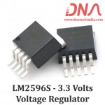 LM2596S 3.3 Volts fixed Voltage Converter (TO-263)