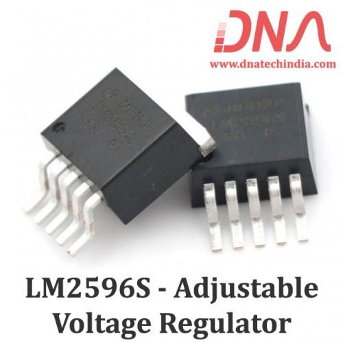 LM2596S Adjustable Voltage Converter (TO-263)