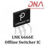 LNK6666E Offline Switcher IC