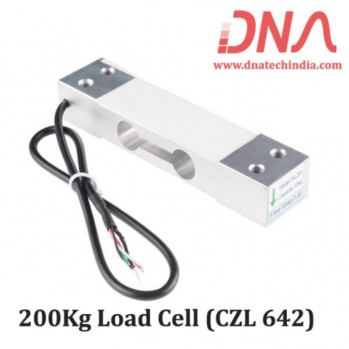 200 Kg Load cell CZL 642 - Electronic Weighing Scale Sensor