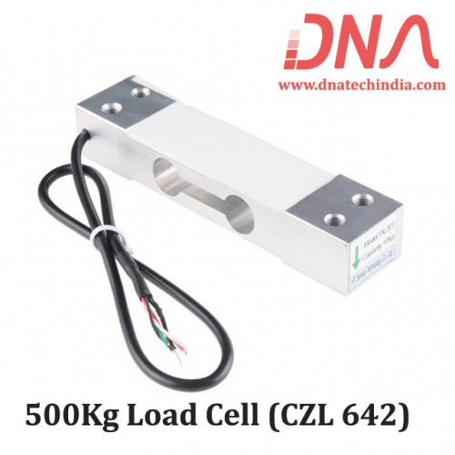 500 Kg Load cell CZL 642 - Electronic Weighing Scale Sensor