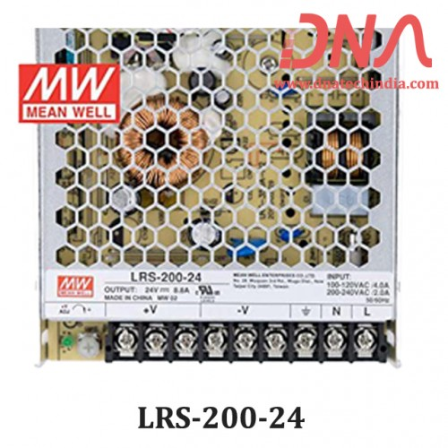 Meanwell SMPS LRS-200-24