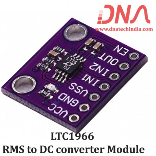 LTC1966 RMS to DC converter Module