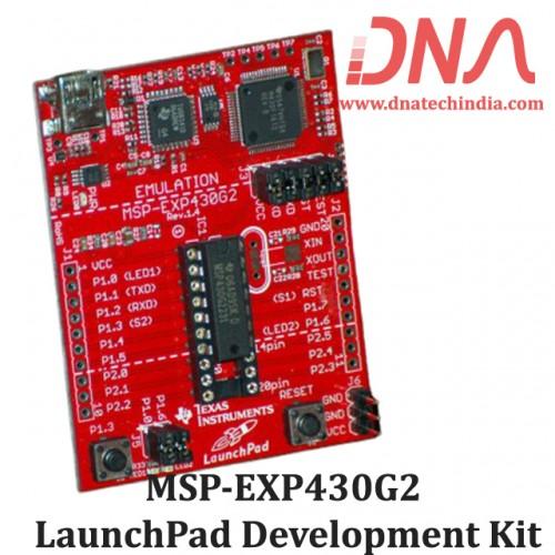 MSP-EXP430G2 LaunchPad Development Kit