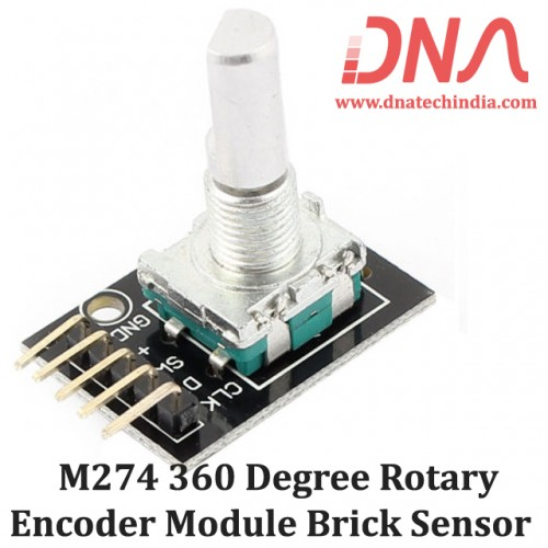 M274 360 Degree Rotary Encoder Module Brick Sensor