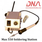 MAX 550 Micro Soldering Station