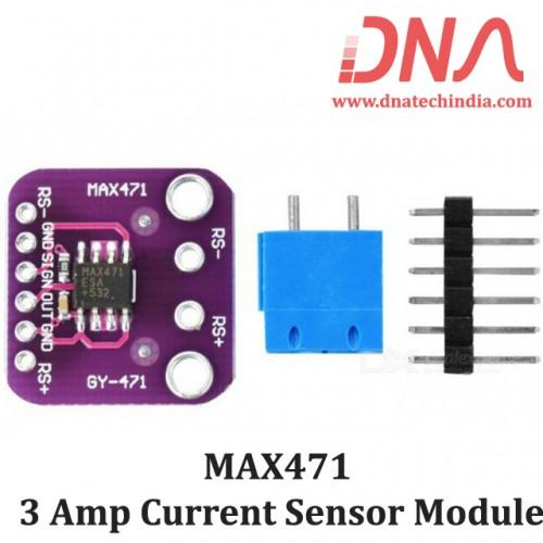 MAX471 3 ampere Current Sensor Module