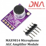 MAX9814 Microphone AGC Amplifier Module