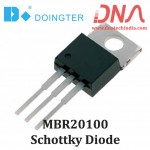 MBR20100 Schottky Diode (Doingter)