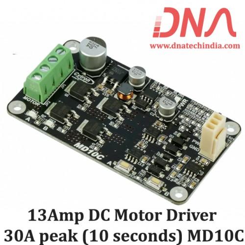 Cytron Enhanced 13Amp DC Motor Driver 30A peak (10 seconds) MD10C