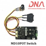 Cytron 10 A Switch Control Potentiometer DC Motor Driver (MD10POT)