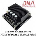 CYTRON SMART DRIVE MDDS30 DUAL 30A (80A Peak)