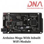 Arduino Mega with inbuilt wifi module