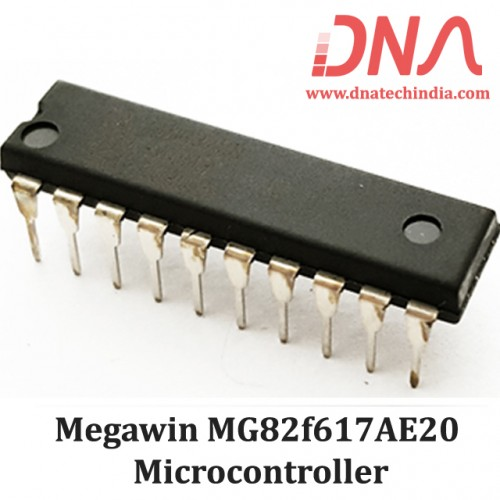 MG82f6D17AE20 8051 Based DIP Microcontroller