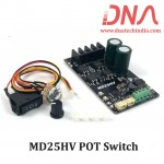 Cytron 25A 7V-58V DC motor driver with Switch and Potentiometer Control (MD25HV POT)