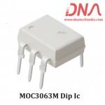 MOC3063M Triac Driver OptoCoupler