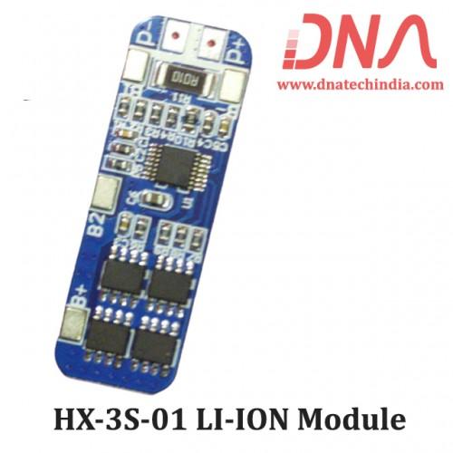HX-3S-01 LI-ION 11.1V 3S charger Module