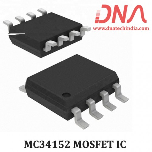 MC34152 High Speed Dual MOSFET IC