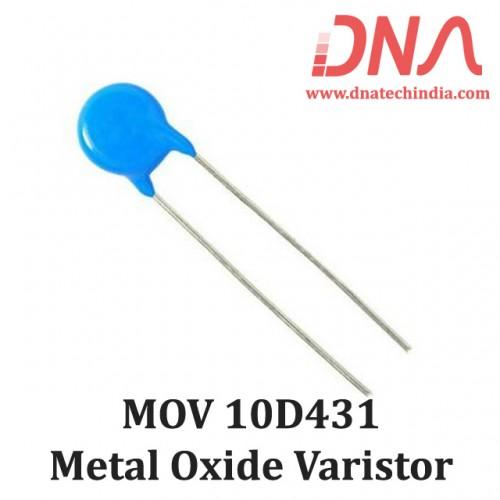 MOV 10D431 Metal Oxide Varistor